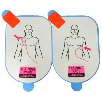 Defibtech Pads für Erwachsenen-Trainingselektroden zu Lifeline AED Trainer