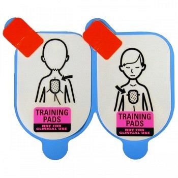 Defibtech Pads für Kinder-Trainingselektroden zu Lifeline AED Trainer