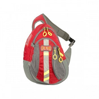 StatPacks Med Slinger Red