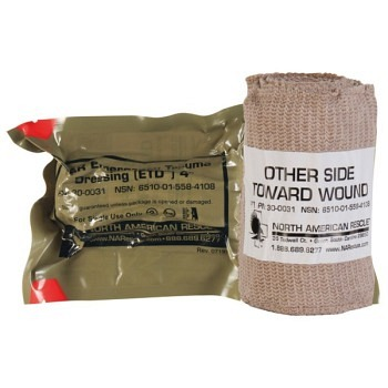 Emergency Trauma Dressing (ETD) - 4 in. x 70 in.