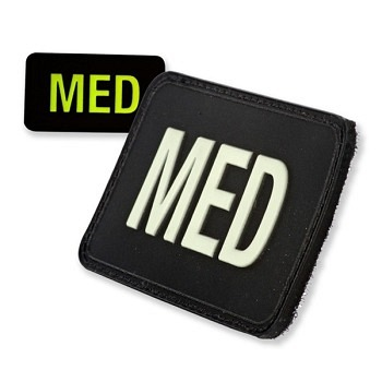 NAR Luminous MED ID Patch