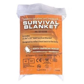 NAR Survival Decke (Silber)