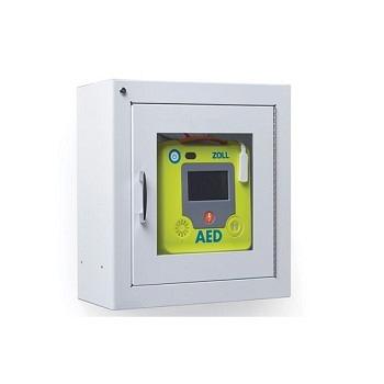 ZOLL AED Indoor - Wandkasten weiss