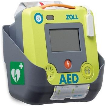 ZOLL AED 3 Wandhalterung (zur Verwendung OHNE Einsatztragetasche)