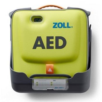 ZOLL AED 3 Wandhalterung (zur Verwendung MIT Einsatztragetasche)