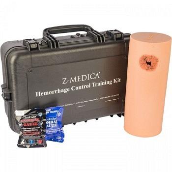 QuikClot Hemorrhage Control Training Kit