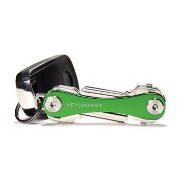 KeySmart Extended inkl. Schlüsselring green