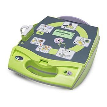 ZOLL AED Plus mit EKG